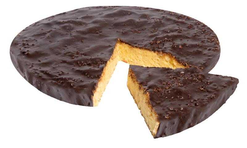 Tarta de chocolate y almendras de Tartas Ancano